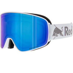 Red Bull SPECT Rush Goggles, white-ice blue snow